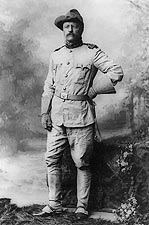 Col. Teddy Roosevelt Rough Riders Uniform Photo Print for Sale