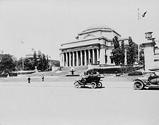 Columbia University 1915, New York City Photo Print for Sale