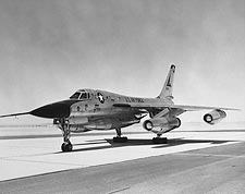 Convair B-58 Hustler Bomber Taxiing Photo Print for Sale