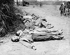 Dead Confederate Soldiers Virginia 1864 Photo Print for Sale