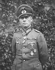 Desert Fox General Erwin Rommel WWII Photo Print for Sale