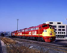 E-8A RI Railroad Photo Print for Sale