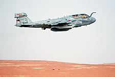 EA-6B Prowler Low Pass A-6 Photo Print for Sale