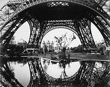 Eiffel Tower, Paris Exposition 1889, France Photo Print for Sale