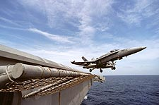 F/A-18 Hornet Carrier Launch Navy F-18 Photo Print for Sale