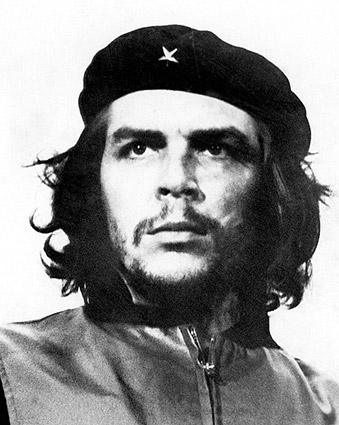 Famous Che Guevara Portrait by Korda Photo Print