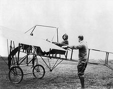 First American Female Pilot Harriet Quimby Photo Print for Sale