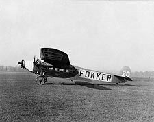 Fokker F7 Trimotor Aircraft Photo Print for Sale
