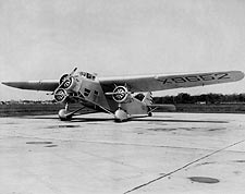 Ford XB-906 Trimotor Bomber Aircraft Photo Print for Sale