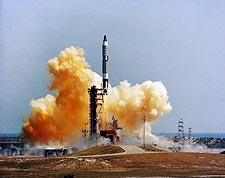 Gemini 4 Titan II Rocket Launch NASA Photo Print for Sale