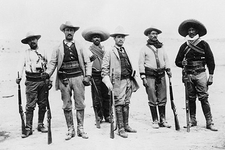 General Campa Mexican Revolution Mexico Photo Print