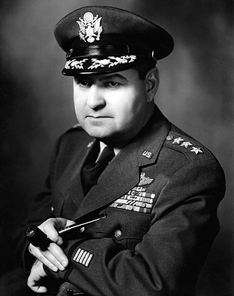 General Curtis Lemay Portrait Photo Print