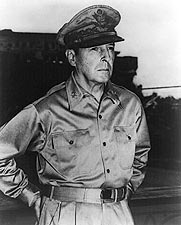 General Douglas Macarthur WWII Photo Print for Sale