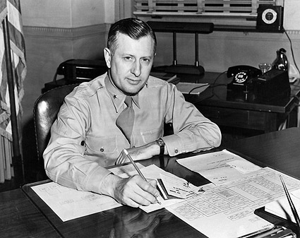 General William H. Tunner Berlin Airlift Photo Print