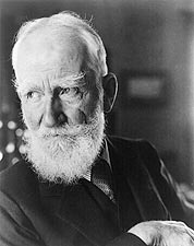 George Bernard Shaw Portrait 1934 Photo Print for Sale