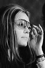 Feminist Activist Gloria Steinem Photo Print for Sale
