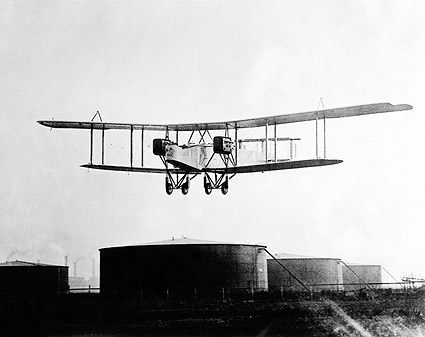 Handley Page First Two Engine Bomber Photo Print