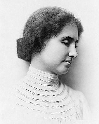 Helen Keller Portrait 1904 Photo Print