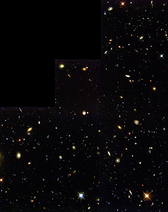 Hubble Deep Field South Hubble Space Telescope Photo Print