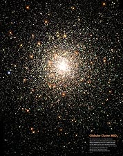 Hubble Space Telescope Globular Cluster M80 Photo Print for Sale