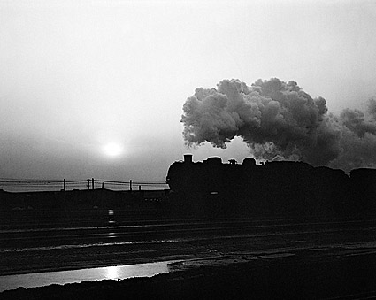 Indiana Harbor Belt Line Railroad 1943 Photo Print