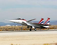 Intelligent Flight Control System F-15 Photo Print for Sale