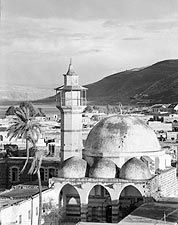 Israel Old Mosque Tiberias Sea of Galilee Photo Print for Sale