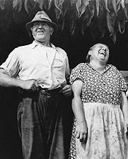 Jack Delano Laughing Tobacco Farmers FSA Photo Print for Sale