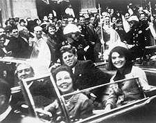 John F Kennedy Assassination Day in Dallas Photo Print for Sale