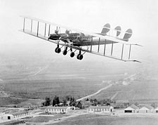 L.W.F. Giant 3 Engine Flying Plane Photo Print for Sale