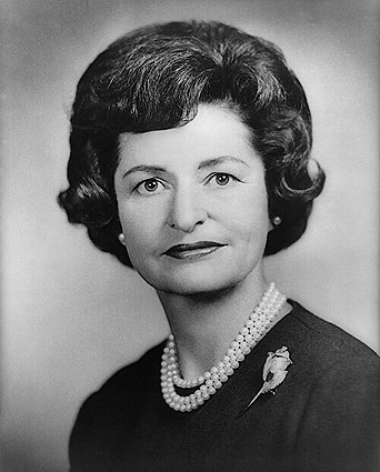 Lady Bird Johnson Official First Lady Photo Print