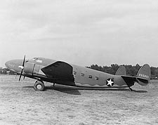 Lockheed C-60 Lodestar WWII Army Transport Plane Photo Print for Sale