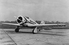 Lockheed Model 9 Orion Aircraft 3/4 View Photo Print for Sale