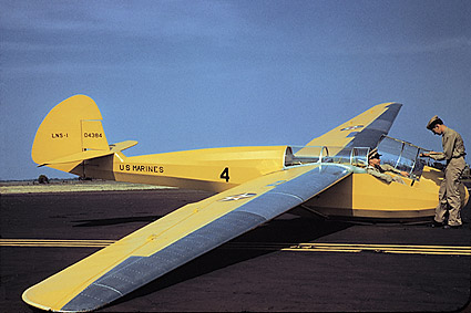 Marine Glider Aircraft Training Page Field Photo Print