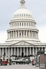 Marine One Helicopter at Capitol Building 2009 Photo Print for Sale