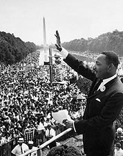Martin Luther King Jr. 'I Have a Dream' Speech Photo Print for Sale