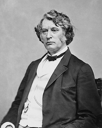 Massachusetts Senator Charles Sumner Photo Print
