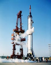Mercury-Redstone 1 Rocket Photo Print for Sale
