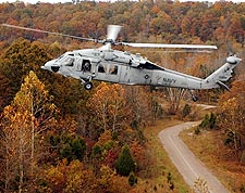 MH-60S Knighthawk Helicopter Chargers HC-6 Photo Print for Sale