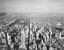 Midtown Manhattan & Empire State Building Photo Print for Sale