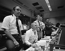 Mission Control Room Apollo 13 NASA Photo Print for Sale