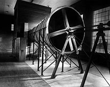 NACA First Wind Tunnel 1921 Photo Print for Sale