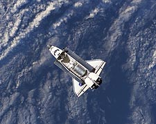 NASA Discovery International Space Station Photo Print for Sale