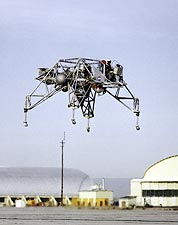 NASA Lunar Landing Research Vehicle (LLRV) 1964 Photo Print for Sale