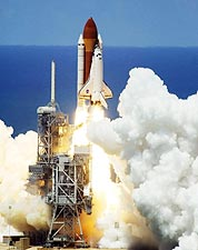 NASA STS-121 Discovery Launch Lift Off Photo Print for Sale
