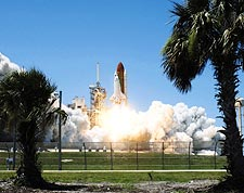 NASA STS-121 Discovery Launch Sequence Photo Print for Sale