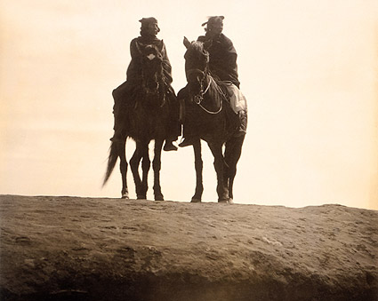 Native American Indians Edward S. Curtis  Photo Print