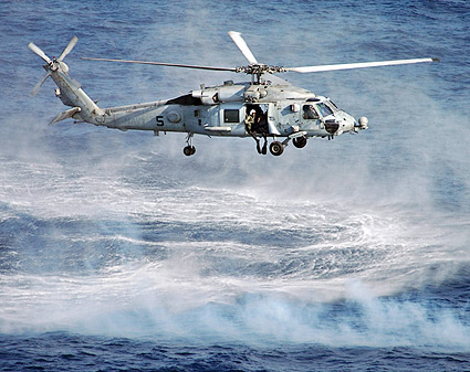 Navy HH-60H / SH-60 Seahawk Helicopter Photo Print