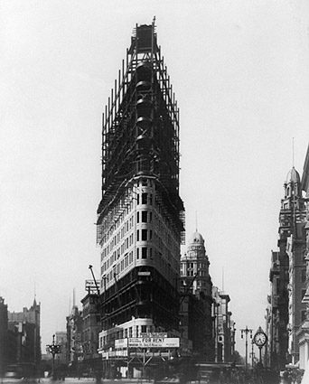 New York City 1902 Flatiron Building Photo Print