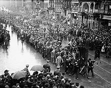 New York City Labor Day Parade 1909 Photo Print for Sale